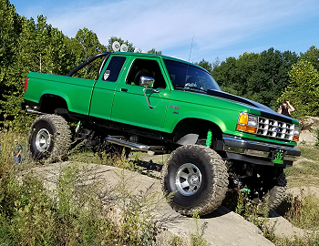 Jeremy Fitzpatrick's 1991 Ford Ranger