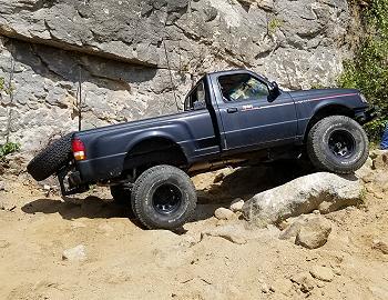 Eric Benner's 1993 Ford Ranger 4×4