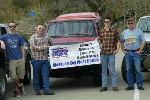 Banner Across North America (Alaska-Florida) Part-2