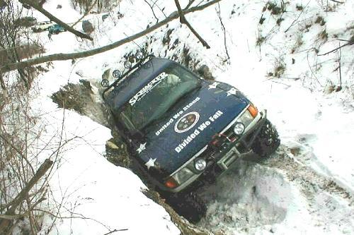 Wellsville Snowball Run 2005