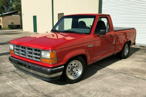 1992 Supercharged Ford Ranger