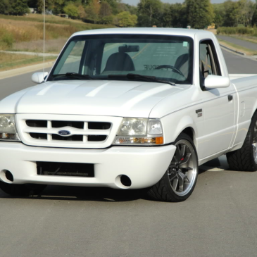 Stmitch's Supercharged 3.0L 2000 Ford Ranger