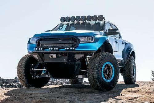 Vaughn Gittin Jr's Ford Ranger Fun Haver 4×4