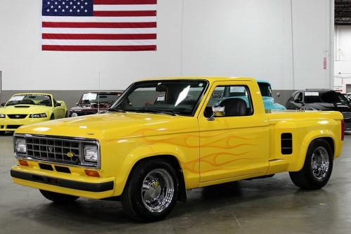 Alexander Brothers 1984 Ford Ranger