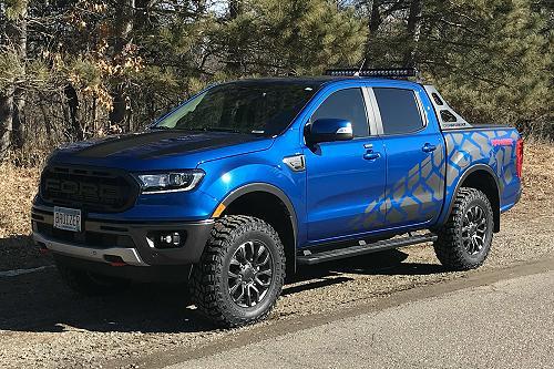 Bruizer 2019 Ford Ranger 4×4