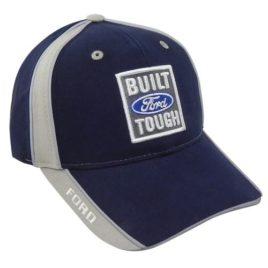 Built Ford Tough Stripe Blue Baseball Hat