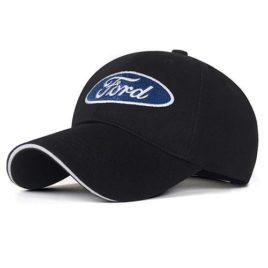 Ford Adjustable Baseball Cap – Black