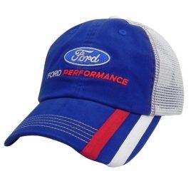 Ford Performance Blue Baseball Cap