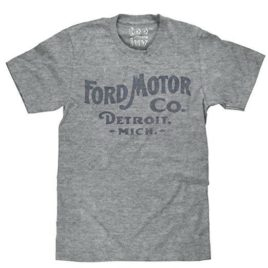 Ford Motor Company | Big & Tall Soft Touch Tee