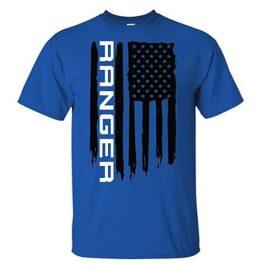 Ranger American Flag T-Shirt