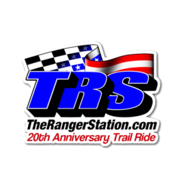 TRS 20th Anniversary Trail Ride Decal