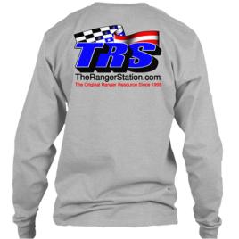 TRS Light Gray Long Sleeve T-Shirt