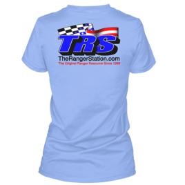 TRS Ladies Light Blue T-Shirt