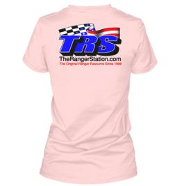 TRS Ladies Pink T-Shirt