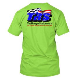 TRS Lime Green T-Shirt