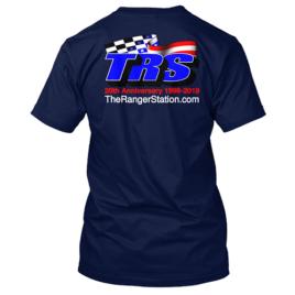 TRS 20th Anniversary Navy Blue T-Shirt