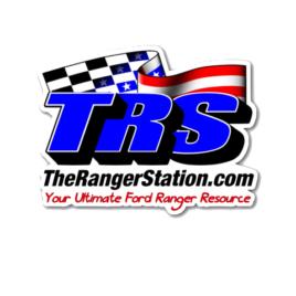 TheRangerStation.com Decal