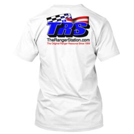 TRS White T-Shirt