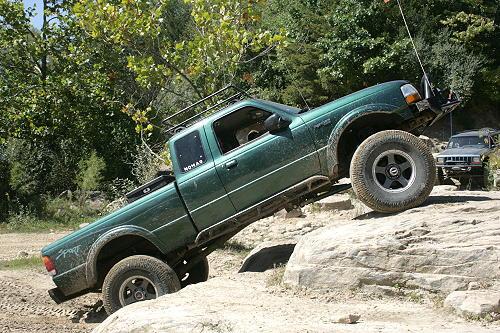 Nick Swanson's 1999 Ford Ranger 4×4