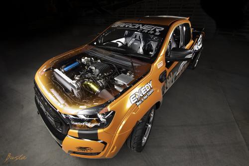 Gardner Mods LS Supercharged Drift Ranger