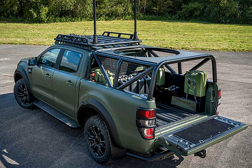 Ford Ranger Defense Vehicle Concept