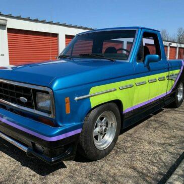 Pro Street 1983 Ford Ranger