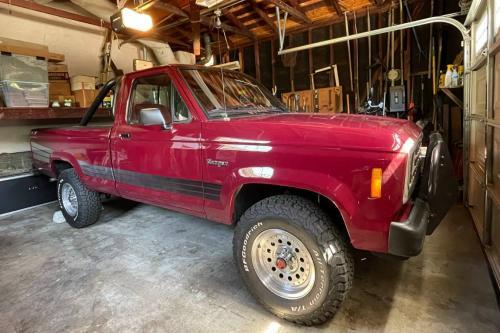 1988 Ford Ranger High Rider STX 4×4 Garage Find