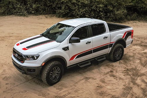 Ford Ranger Outsells Gladiator, Frontier, And Colorado